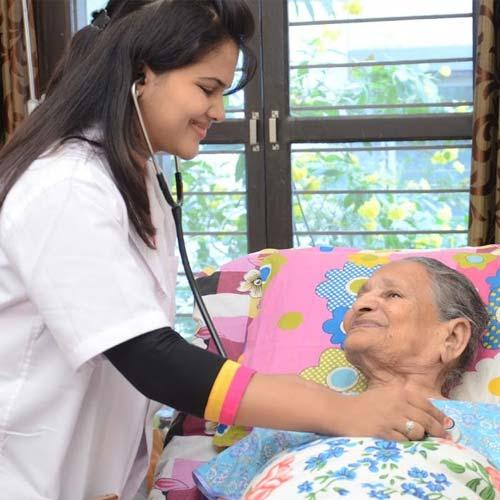Bedridden Patient Care at Home in East Patel Nagar