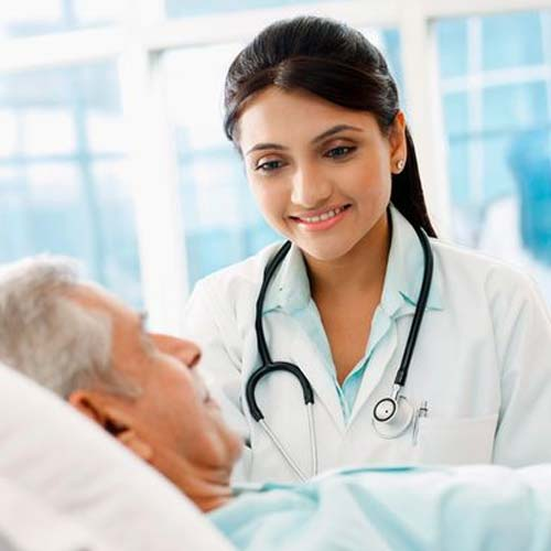 Cancer Patient Care at Home in East Patel Nagar