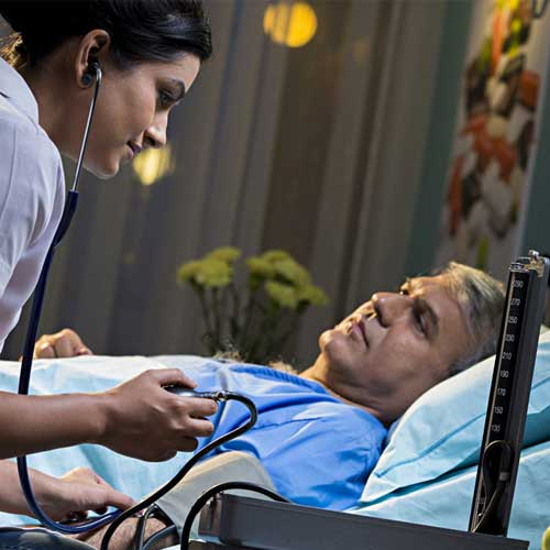 Neuro Patient Care at Home in East Patel Nagar