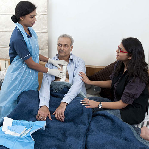 Nursing Services at Home in Noida Sector 15a