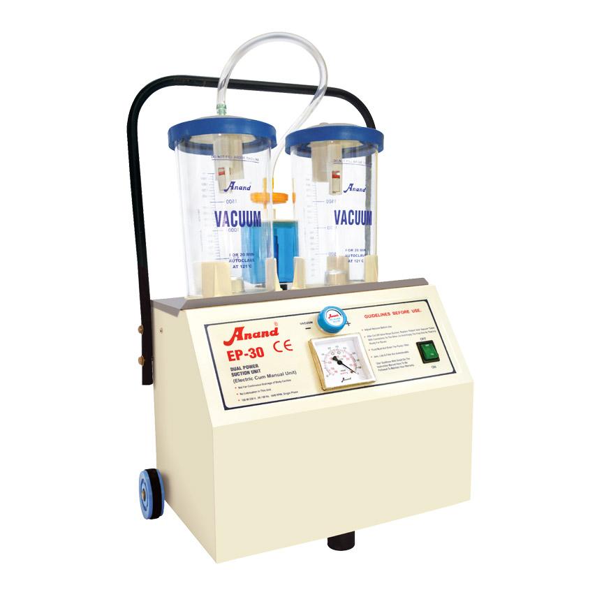Suction Machine Rental in Delhi