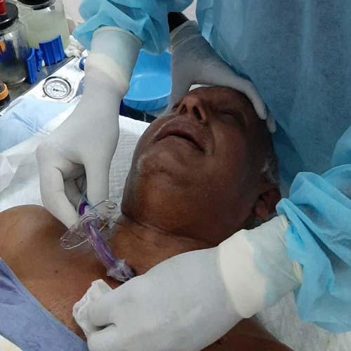 Nurses for Tracheostomy Tube Change at Home in Saket