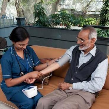 Elder Care at Home in Delhi