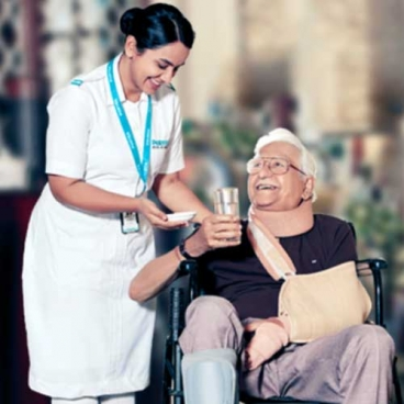 General Patient Care at Home in Delhi